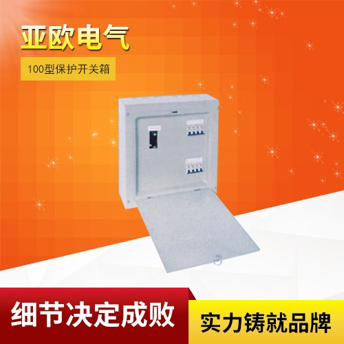 100 type protection switch box